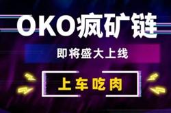 (已跑路)OKO疯矿链:简单实名赠送8000锁仓币,每天释放0.02%,开盘价0.4U,团队化推广