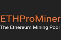 EthProminer(不能提现):ETH地址注册并设置PIN码(例如1234),每日可挖0.003ETH,满0.1ETH可提币,邀请可获得直推收益的20%