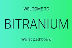 Bitranium:无需实名邮箱注册空投50个币,再送1台云矿机,日产4个币,24小时倒计时收矿,直推奖励0.5币