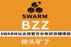 SWARM节点(已删乱封号):注册无需实名,完善收款信息赠送15天初级节点,每天自动产1-3枚BZZ,1币1块多,已上交易所,APP也可以交易,团队化推广!