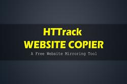 用HTTrack如何快速克隆你想要的网站